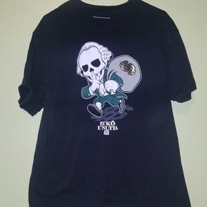 Ecko Unlimited Dead Presidents Tee Shirt Size XL